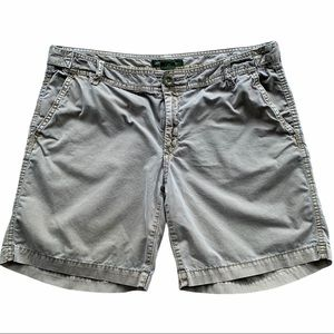 Eddie Bauer Women's Cargo Shorts in Size 8
